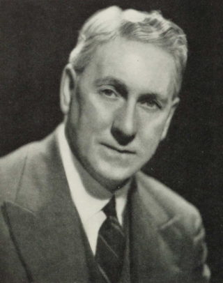Portrait of Walter Citrine