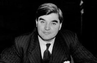 Portrait of Nye Bevan